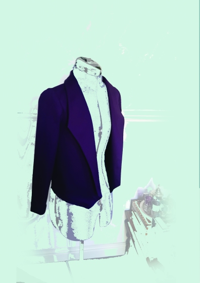 The Morris Blazer can be worn as a casual or formal item and can be made at the Crafy Sew and So Workshop