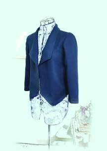 "Morris blazer in Italian Linen to fit Bust 35"" Waist 28"" £40.00"